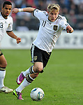 Fussball international, U 21: Deutschland - Italien