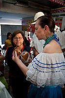 Market at Culiacan, Sinaloa, Mexico. Aromas y Sabores with Chef Patricia Quintana