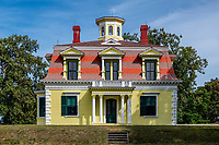 The Edward Penniman House and Barn is a historic site, Fort Hill, Eastham, Massachusetts, USA.