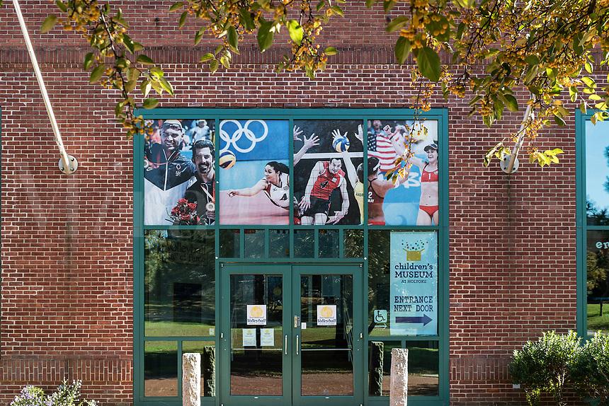 International Vollyball Hall of Fame, Holyoke, Massachusetts, USA.