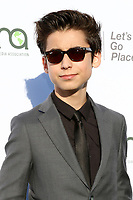 LOS ANGELES - SEP 23:  Aidan Gallagher at the 27th Environmental Media Awards at the Barker Hangaer on September 23, 2017 in Santa Monica, CA