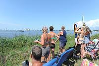 ZEILEN: HEEG: Hegemermar, 05-08-2014, IFKS Skûtsjesilen, ©foto Martin de Jong