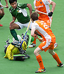 Ned-Pak halve finale