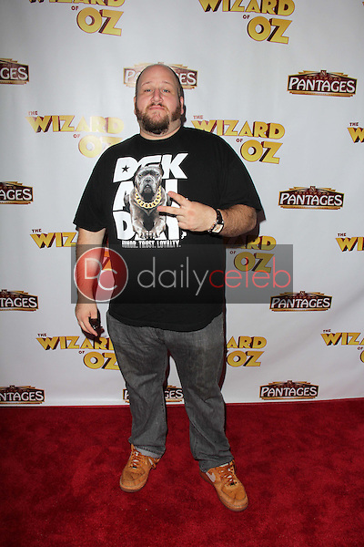 """Stephen Kramer Glickman<br /> at """"The Wizard Of Oz"""" Los Angeles Premiere, Pantages Theater, Hollywood, CA 09-18-13<br /> David Edwards/DailyCeleb.Com 818-249-4998"""