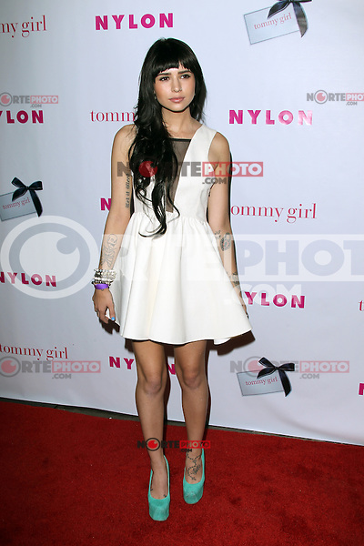 Anna Beth at the NYLON Magazine Annual May Young Hollywood Issue Party at Hollywood Roosevelt Hotel on May 9, 2012 in Hollywood, California. © mpi29/MediaPunch Inc.