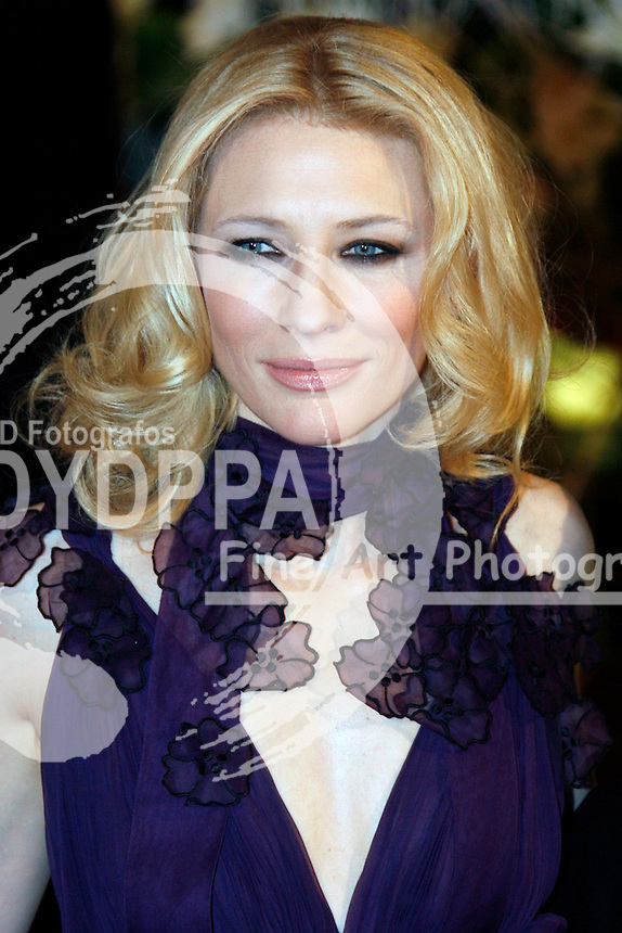 """Actress Cate Blanchett at the Berlinale 2007, 57. Internationale Filmfestspiele Berlin / 57th Berlin International Film Festival, Premiere of """"Notes on a Scandal"""""""