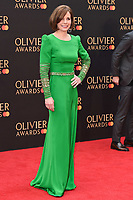 Dame Darcey Bussell<br /> arriving for the Olivier Awards 2019 at the Royal Albert Hall, London<br /> <br /> ©Ash Knotek  D3492  07/04/2019