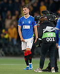 03.10.2019 Young Boys of Bern v Rangers: Borna Barisic dejection