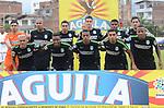 Envigado igualó 2-2 ante Atlético Nacional. Fecha 10 Liga Águila I-2018.