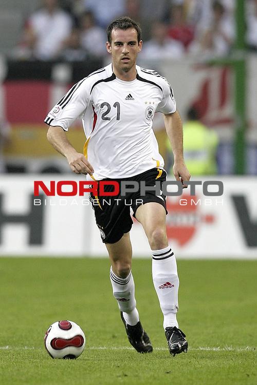 Qualifikation  EM 2007 Gruppe: D<br /> <br /> Deutschland (GER) - Slowakei ( SVK ) 2:1<br /> <br /> Christoph Metzelder <br /> Foto &copy; nordphoto <br /> <br /> <br /> <br />  *** Local Caption ***