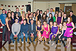 6457-6460.Birthday Girl - Deidre Poff from Lohercannon, seated centre having a great time with family and friends at her 21st birthday party held in Kerins O'Rahillys GAA Club on Saturday night............................................................................................................. ............