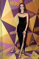 BEVERLY HILLS, CA - JANUARY 7: Angela Sarafyan at the HBO Golden Globes After Party at the Beverly Hilton in Beverly Hills, California on January 7, 2018. <br /> CAP/MPI/FS<br /> &copy;FS/MPI/Capital Pictures
