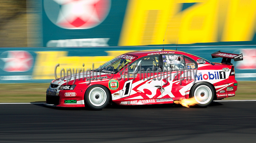 Supercheap Auto Bathurst 1000 - October 2003..Mount Panorama, Bathurst...Photo: SH Photography Simon Hodgson..Conditions of Use  this image is intended for editorial use only (print or electronic). Any further use requires additional clearance. Photo: SH Photography Simon Hodgson