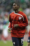 06 February 2008: Maurice Edu (USA). The United States Men's National Team played the Mexico Men's National Team to a 2-2 tie at the Reliant Stadium in Houston, TX in a men's international friendly soccer game.