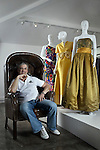 Owner and founder of First Dibs vintage clothing boutique. <br /> <br /> Shot for 944 Magazine.