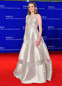 Kayla Tausche arrives for the 2018 White House Correspondents Association Annual Dinner at the Washington Hilton Hotel on Saturday, April 28, 2018.<br /> Credit: Ron Sachs / CNP<br /> (RESTRICTION: NO New York or New Jersey Newspapers or newspapers within a 75 mile radius of New York City)
