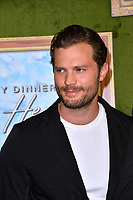 "LOS ANGELES, CA. October 04, 2018: Jamie Dornan at the Los Angeles premiere for ""My Dinner With Herve"" at Paramount Studios.<br /> Picture: Paul Smith/Featureflash"