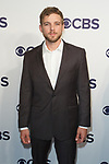 Max Thieriot arrives at the CBS Upfront at The Plaza Hotel in New York City on May 17, 2017.