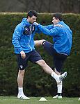 Haris Vuckic and Milos Milovic