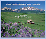 The Photographer's Assistant, Beyond Nature, Aurora John offers private photo tours and workshops throughout Colorado. Year-round.