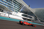 04.12.2019, Yas Marina Circuit, Abu Dhabi, Formel 1 Testfahrten Abu Dhabi 2019<br />, im Bild<br />Charles Leclerc (MCO#16), Scuderia Ferrari Mission Winnow<br /> <br /> Foto © nordphoto / Bratic