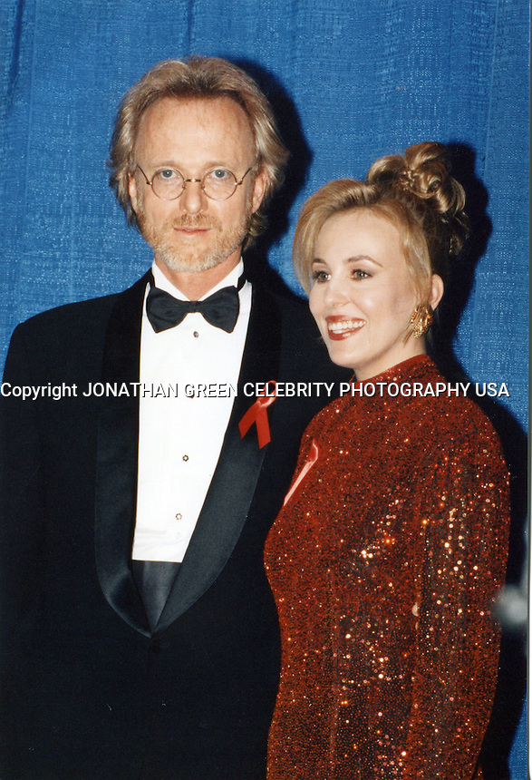 Anthony Tony Geary &amp; Genie Francis<br /> Daytime Emmy Awards 1993 by Jonathan <br /> Green