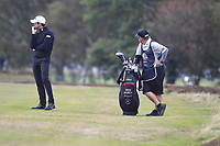 Gregory Bourdy (FRA) on the 13th fairway during Round 3 of the Sky Sports British Masters at Walton Heath Golf Club in Tadworth, Surrey, England on Saturday 13th Oct 2018.<br /> Picture:  Thos Caffrey | Golffile