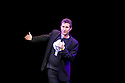 Adam Hills,comic,performing at The Assembly Rooms   at The Edinburgh Fesival 2009.CREDIT Geraint Lewis