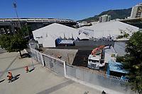 12/05/2020 - HOSPITAL DE CAMPANHA NO RIO DE JANEIRO