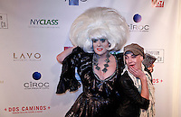 Drag queen Lady Bunny, attends NYCLASS: A Night Of New York Class at The Edison Ballroo in New York, United States. 10/23/2012. Photo by Kena Betancur/VIEWpress.