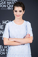 Joana Ribeiro attends to presentation of 'El hombre que mato a Don Quijote' (The man who killed Don Quixote) at NH Eurobuilding Hotel in Madrid, Spain. May 29, 2018. (ALTERPHOTOS/Borja B.Hojas) /NortePhoto.com