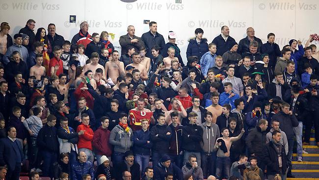 Albion fans