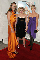 DIXIE CHICKS 2006<br /> EMILY ROBINSON/YELLOW DRESS-<br /> NATALIE MAINES/BLACK DRESS <br /> Martie Maguire/PUPLE DRESS<br /> Photo By John Barrett-PHOTOlink.net