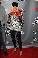 WEST HOLLYWOOD, CA - NOV 8: Christina Aguilera at the NBC's 'The Voice' Season 3 at House of Blues Sunset Strip on November 8, 2012 in West Hollywood, California.  Credit: mpi27/MediaPunch Inc. /NortePhoto.com