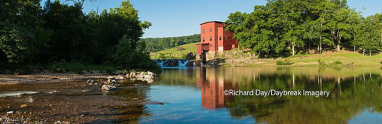 65095-02107 Dillard Mill at Dillard Mill State Historic Site, Dillard, MO