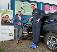 2016, 06 April, NTC, Netherlands, Almere, Press-conference FedCup, Captain Paul Haarhuis<br /> Photo:Tennisimages/Henk Koster
