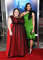 """11 April 2019 - Westwood, California - Chrissy Metz, Mandy Moore. """"Breakthrough"""" Los Angeles Premiere held at Regency Village Theater. Photo Credit: Birdie Thompson/AdMedia"""
