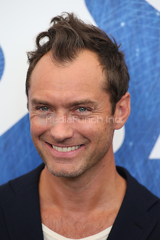 VENICE, ITALY - SEPTEMBER 03: Jude Law attends the photocall of 'The Young Pope' during the 73rd Venice Film Festival at on September 3, 2016 in Venice, Italy. <br /> CAP/GOL<br /> &copy;GOL/Capital Pictures /MediaPunch ***NORTH AND SOUTH AMERICAS ONLY***