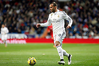 Jesse of Real Madrid during La Liga match between Real Madrid and Sevilla at Santiago Bernabeu Stadium in Madrid, Spain. February 04, 2015. (ALTERPHOTOS/Caro Marin) /NORTEphoto.com