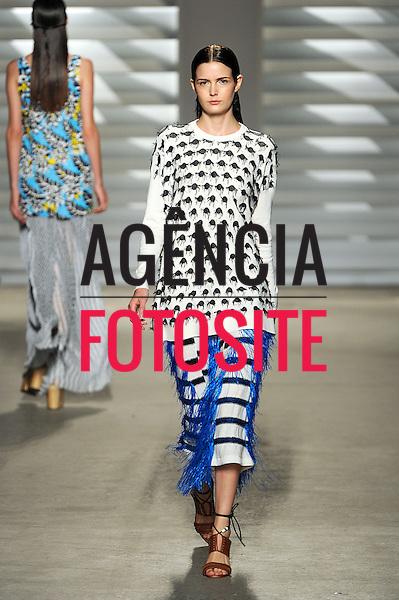 Nova Iorque, EUA &sbquo;09/2014 - Desfile de Thakoon durante a Semana de moda de Nova Iorque  -  Verao 2015. <br /> <br /> Foto: FOTOSITE