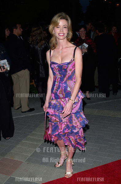 Actress/model SHAUNE BAGWELL at Hollywood premiere of Along Came A Spider..02APR2001.   © Paul Smith/Featureflash