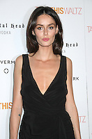 June 21, 2012 Nicole Trunfio at the screening of Take This Waltz presented by Forevermark at the Sunshine Landmark in New York City. © RW/MediaPunch Inc. NORTEPHOTO.COM<br />