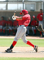 Gabe Jacobo - Los Angeles Angels - 2010 Instructional League.Photo by:  Bill Mitchell/Four Seam Images..