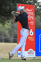 Matthew Jordan (ENG) in action during the first round of the Magical Kenya Open presented by ABSA, played at Karen Country Club, Nairobi, Kenya. 14/03/2019<br /> Picture: Golffile | Phil Inglis<br /> <br /> <br /> All photo usage must carry mandatory copyright credit (&copy; Golffile | Phil Inglis)