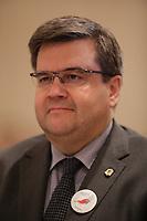 le maire Denis Coderre<br /> , 2016<br /> <br /> PHOTO : Agence Quebec Presse