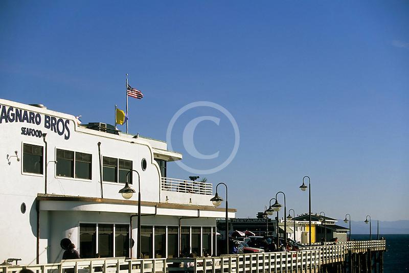 California, Santa Cruz, Santa Cruz Wharf