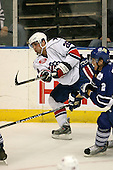 March 13, 2009:  Right Wing Michal Repik (26) of the Rochester Amerks, AHL affiliate of the Florida Panthers, in the second period during a game at the Blue Cross Arena in Rochester, NY.  Toronto defeated Rochester 4-2.  Photo copyright Mike Janes Photography 2009