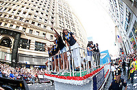 USWNT New York City Ticker Tape Parade, July 10, 2015
