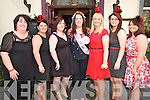 Bride to Be: Ellen O'Connor, Athea pictured on her hen party at Leen's Hotel on Saturday evening last. L- R : Jennifer Sutcliffe, Mary Mulcahy, Marina O'Connor, Ellen O'Connor, Shelia Stack, Elise Stack & Elizabeth Mulcahy.
