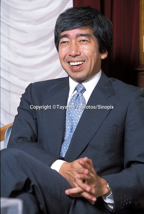 Japanese Prince Takamado dies at age 47. The prince collapsed while playing squash at the Candadian Embassy, Tokyo. He died on Nov. 21, who is a cousin of Emeror Akihito and the seventh in line to the Chrysanthemum Throne. He was interviewed at his palace on Oct. 15 when he published a book of &quot;My real face&quot;<br /> 15-OCT-02